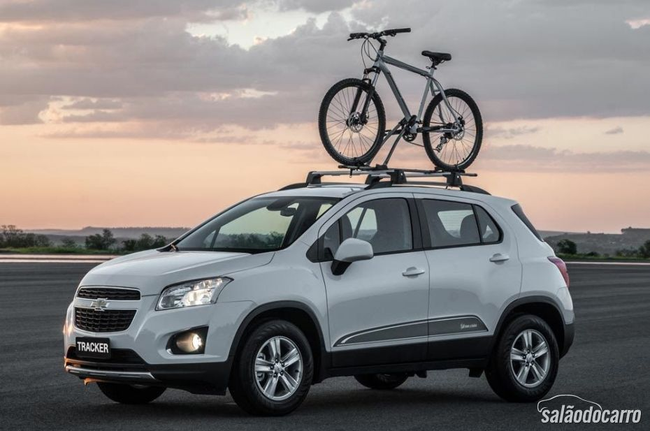 Chevrolet Tracker Freeride - Foto 2
