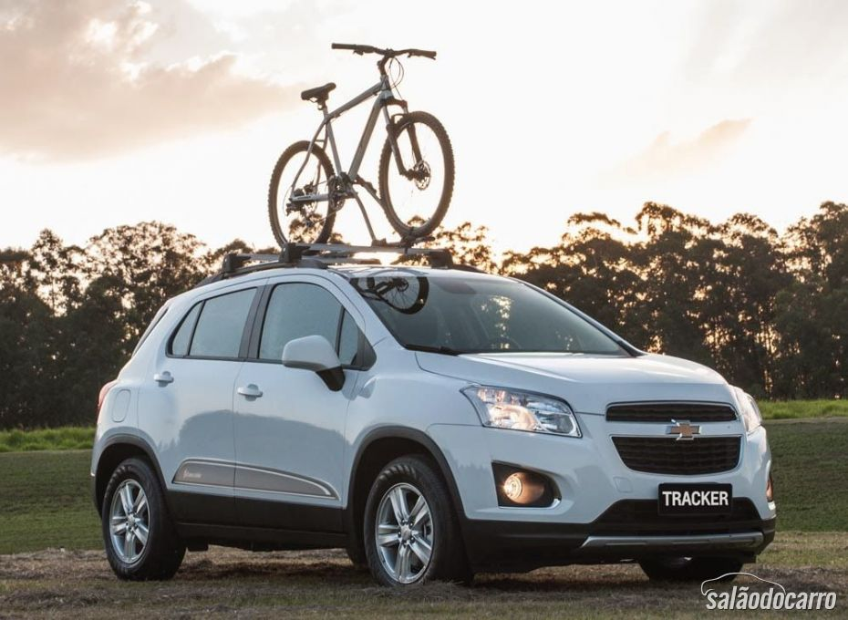Chevrolet Tracker Freeride - Foto 3