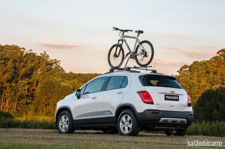 Chevrolet Tracker Freeride - Foto 4