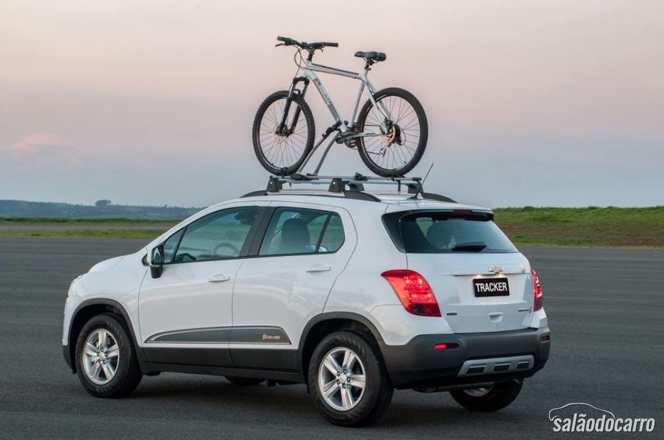 Chevrolet Tracker Freeride - Foto 5