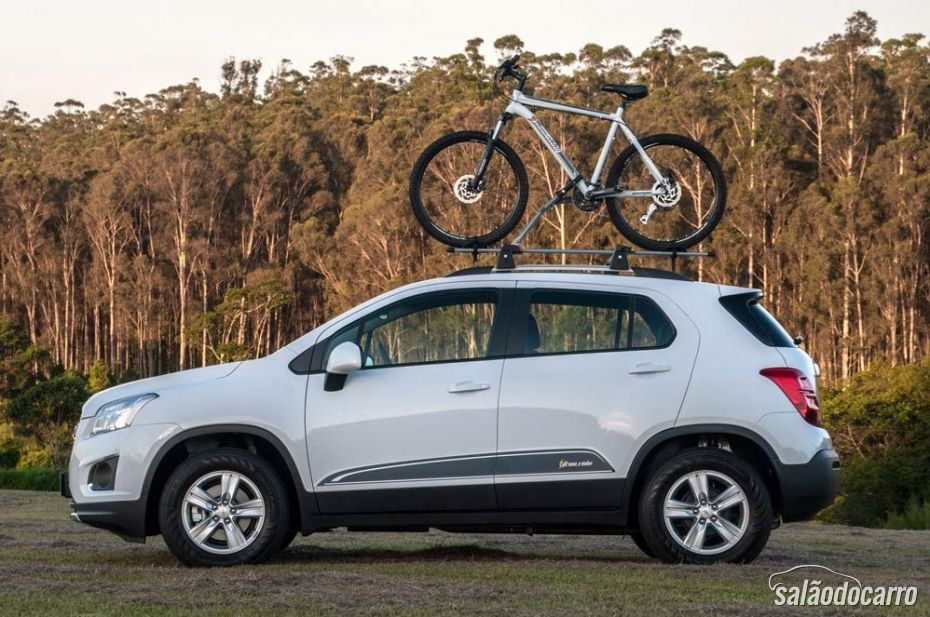 Chevrolet Tracker Freeride - Foto 6