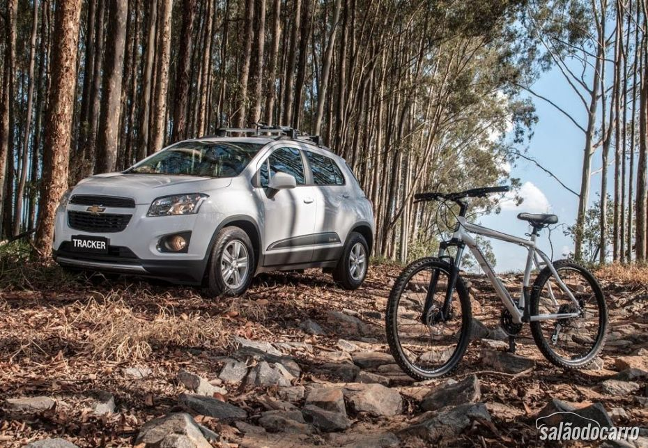 Chevrolet Tracker Freeride - Foto 7