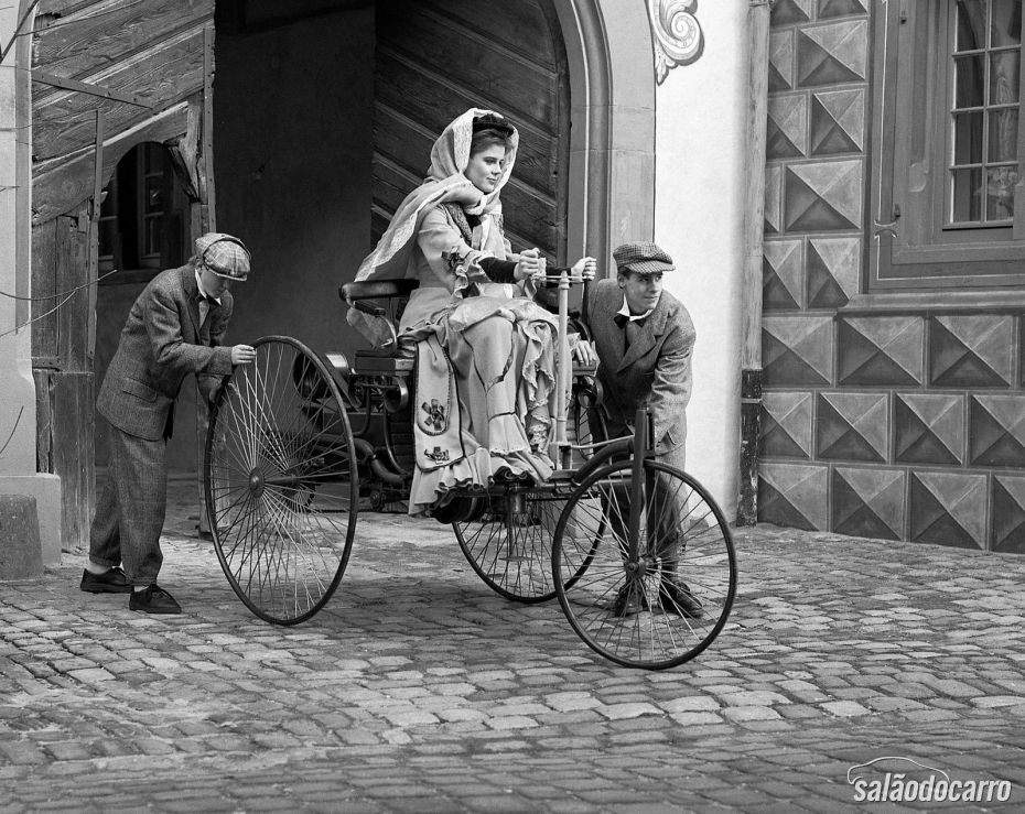 Mercedes-Benz Patent-Motorwagen