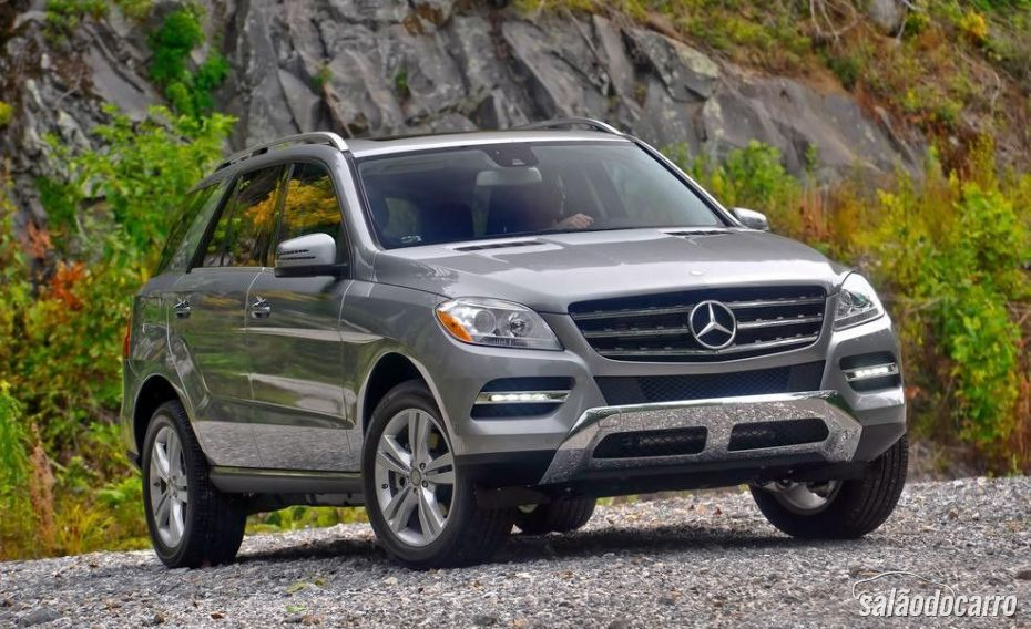 Mercedes-Benz ML 350 BlueTec Brasil