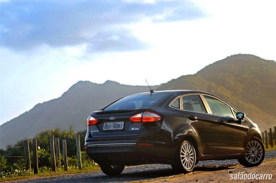 Ford Fiesta Sedan Titanium - Foto 3