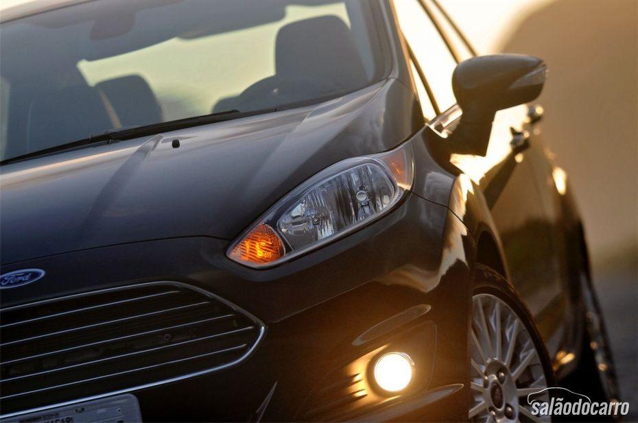 Ford Fiesta Sedan Titanium - Foto 4