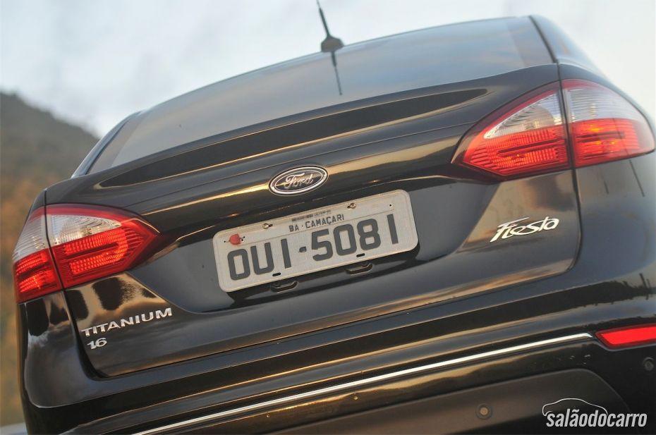 Ford Fiesta Sedan Titanium - Foto 5