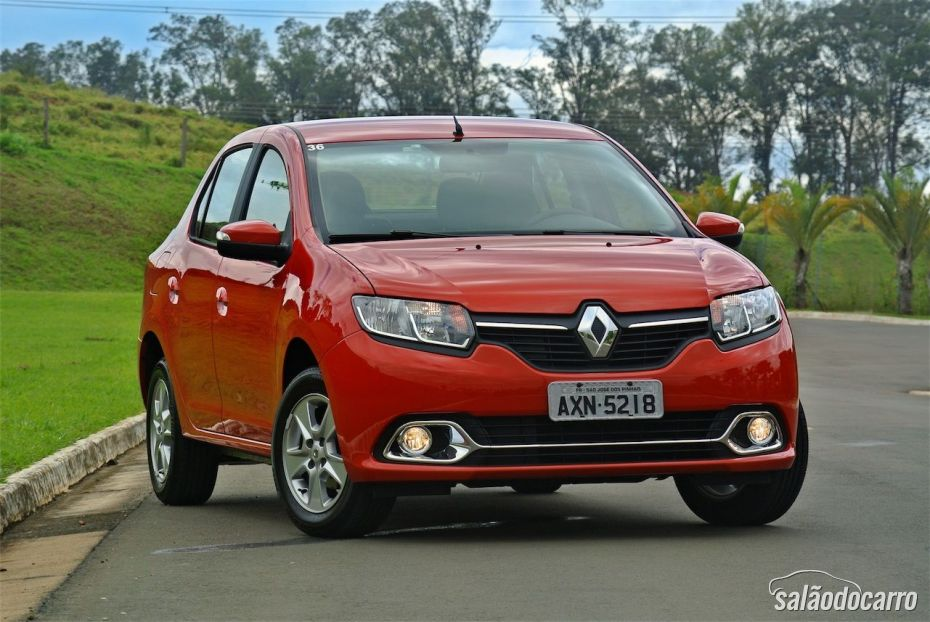 Novo Renault Logan