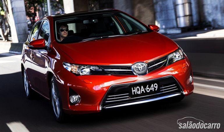 Toyota Mais Vendido 2013