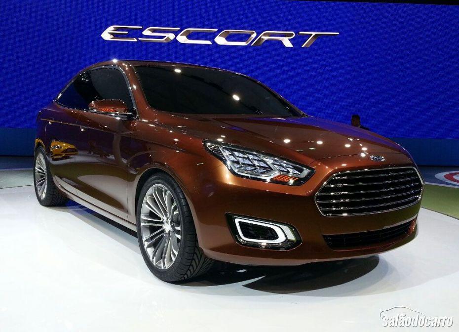 Ford Escort BRasil