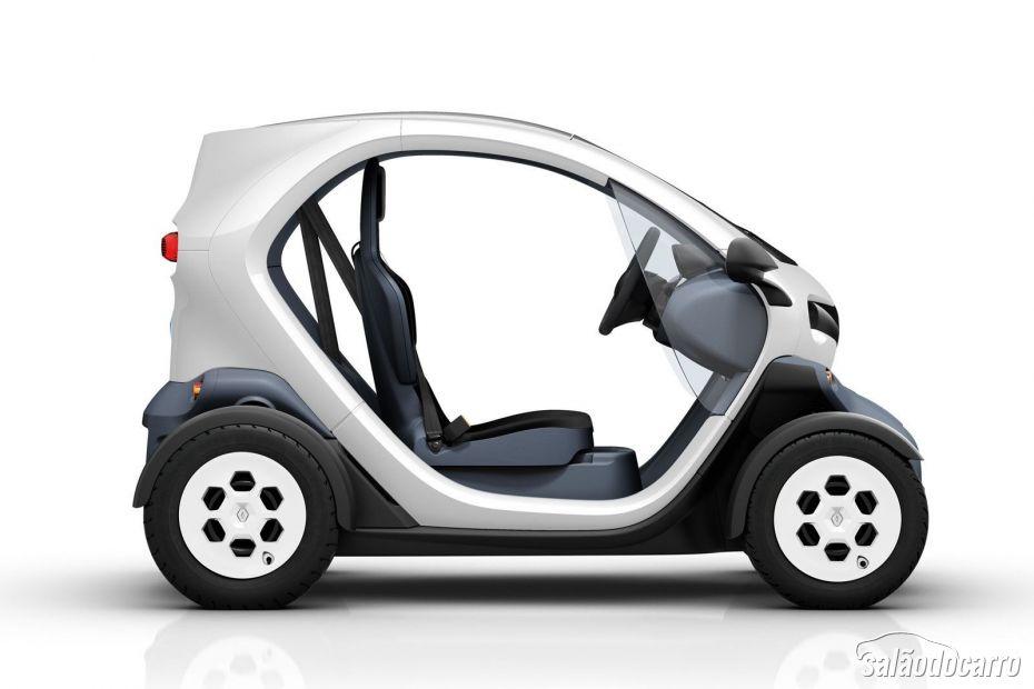 Renault Twizy Itaipu