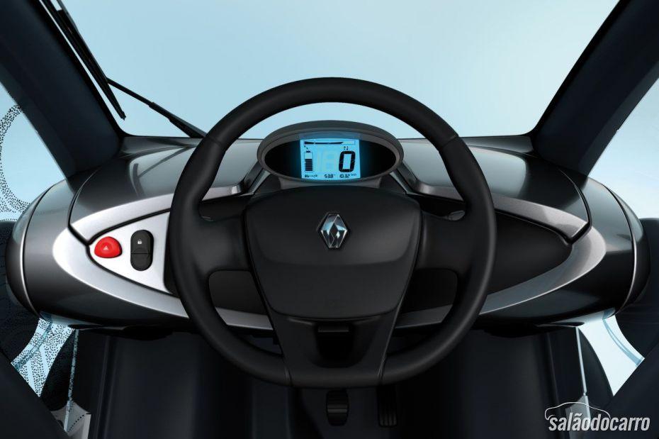 Renault Twizy Elétrico