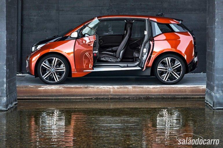 2014 BMW i3 Electronaut Edition