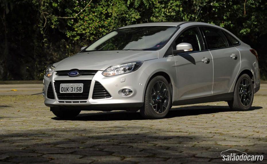 Ford Focus Titanium PowerShift 2.0