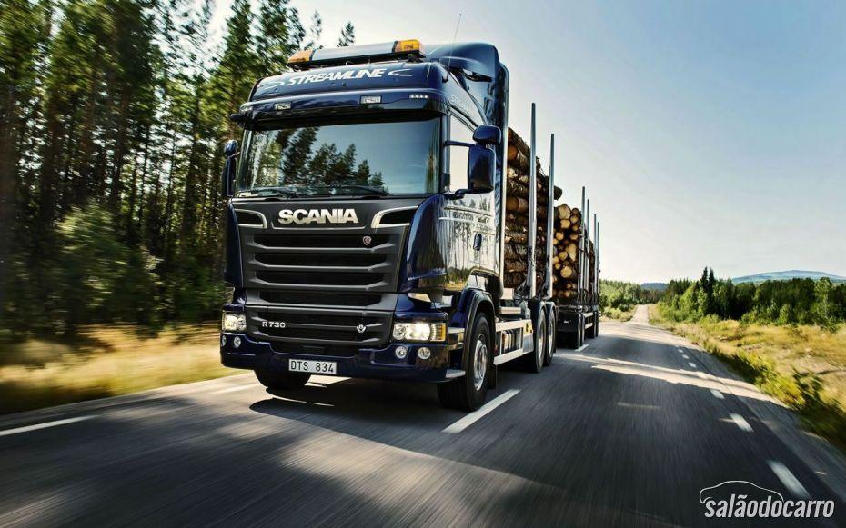 Scania Streamline G