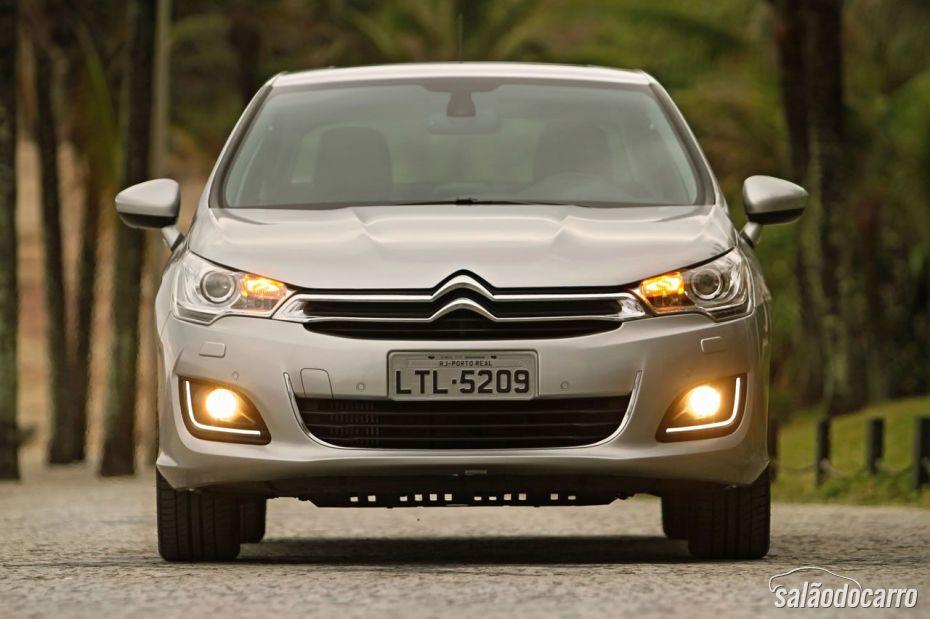 Citroën C4 Lounge - Foto 1