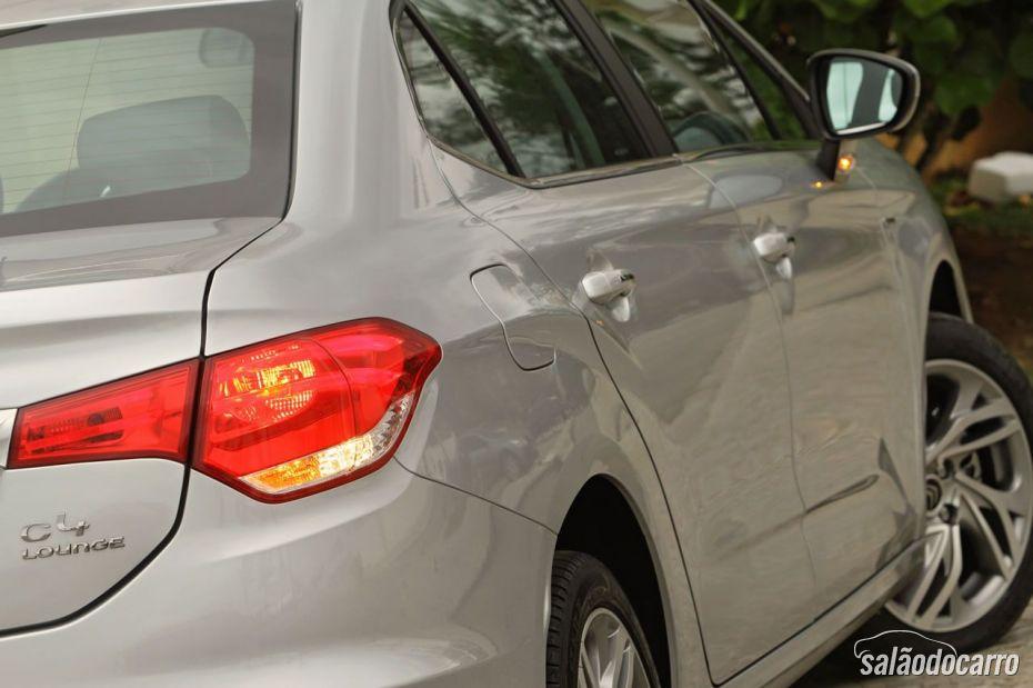 Citroën C4 Lounge - Foto 6