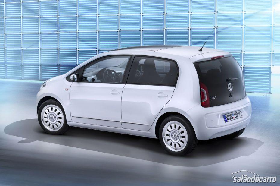 Volkswagen up! 2014