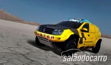 Renault Duster Rally Dakar