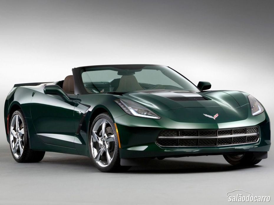 Corvette Stingray Limited Edition