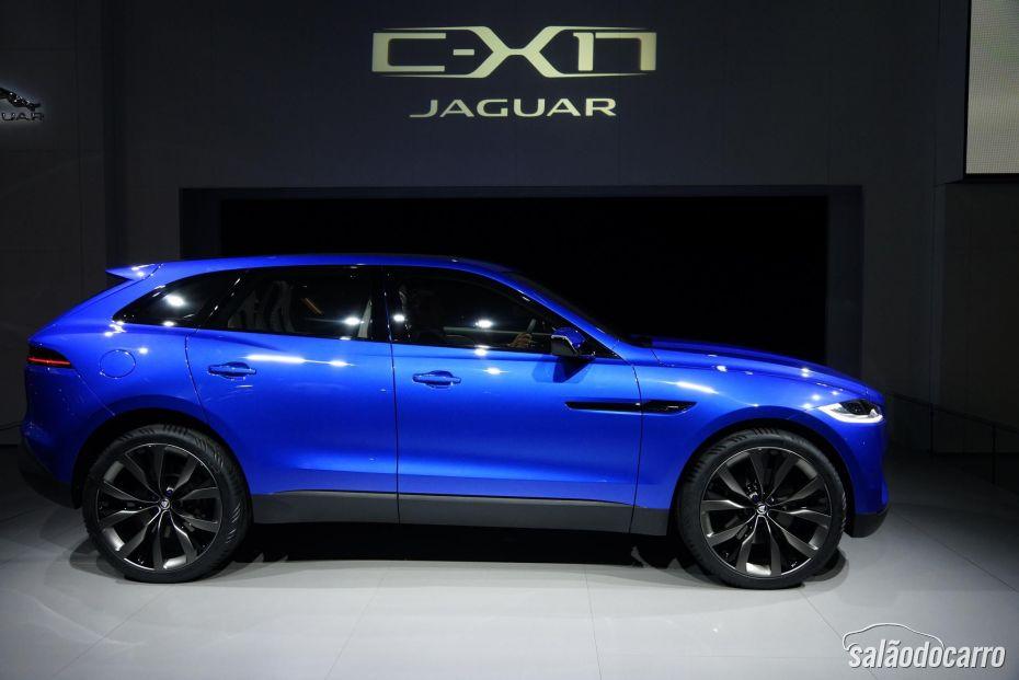 Jaguar CX 17 - Foto 1