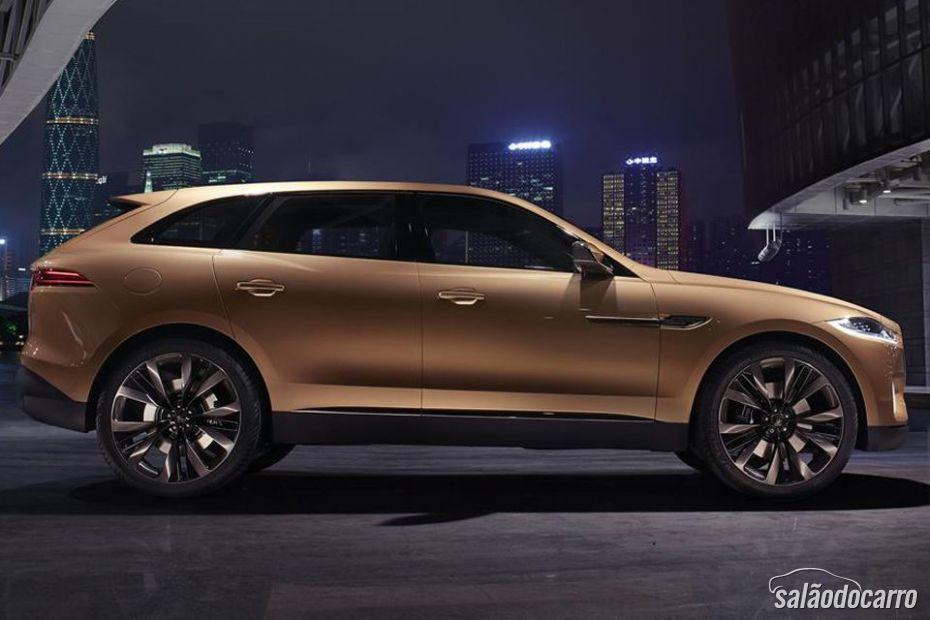 Jagua CX 17 Ouro