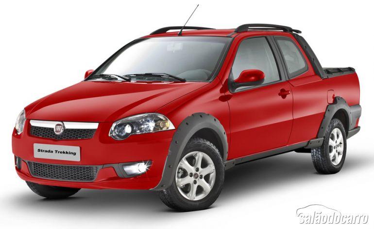 Recall Fiat Strada