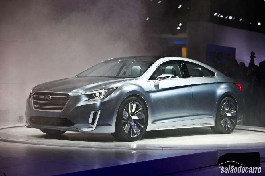 Subaru Legacy Conceito 2015