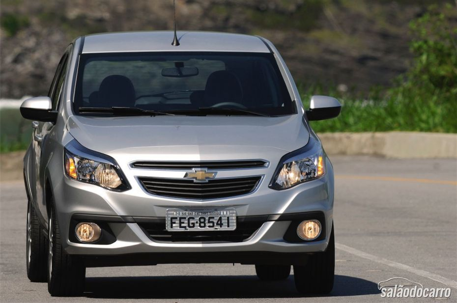 Chevrolet Agile LTZ 2014 - Foto 1