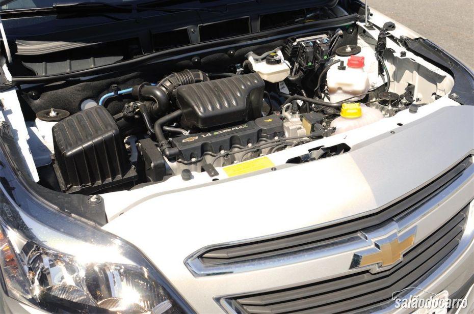 Chevrolet Agile LTZ 2014 - Foto 7