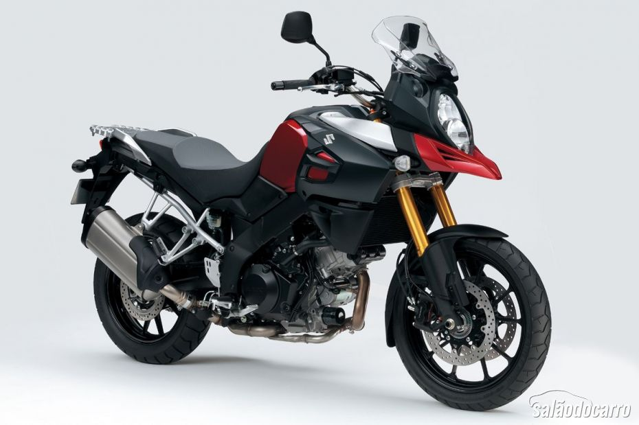 Nova Suzuki V-Strom 1000