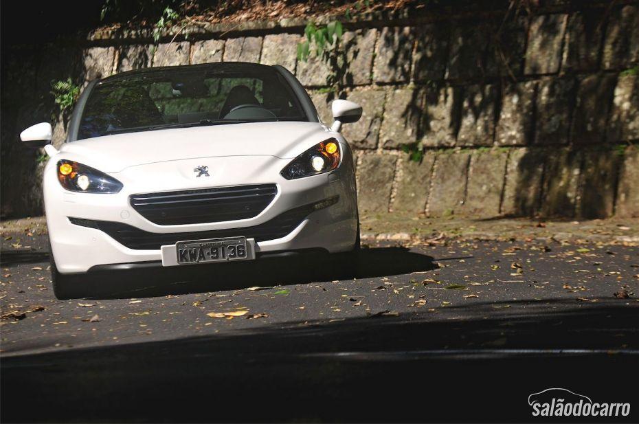 Peugeot RCZ - Foto 1