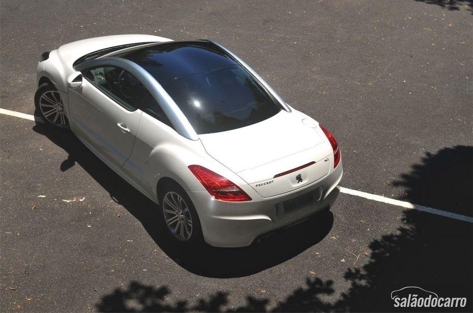 Peugeot RCZ - Foto 4