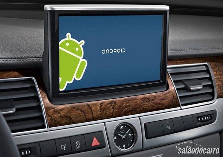 Carros com Android