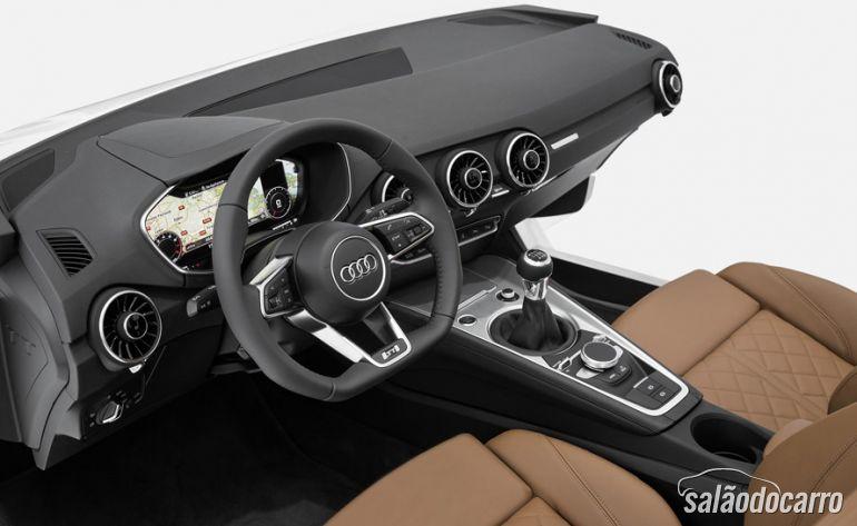 Painel Audi TT