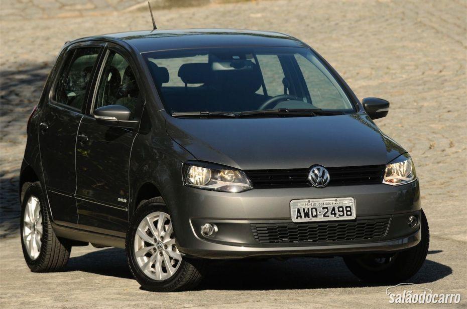 Volkswagen Fox 1.6 - Foto 1