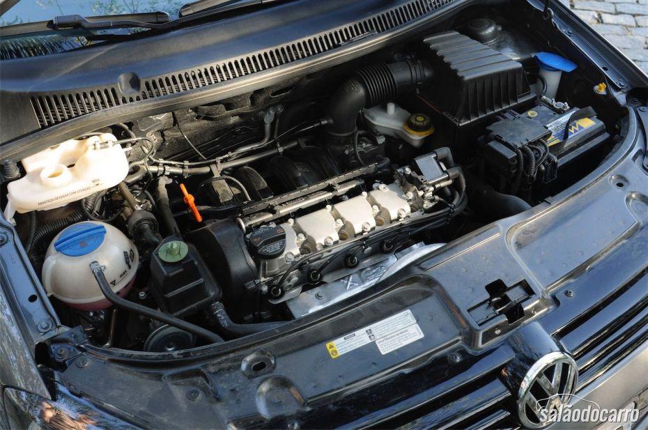 Volkswagen Fox 1.6 - Foto 5