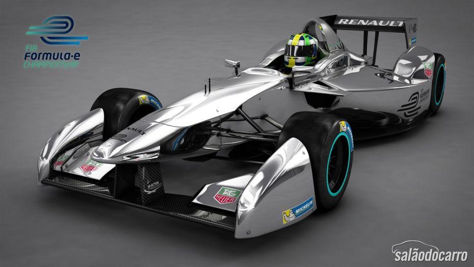 Spark-Renault SRT-01E