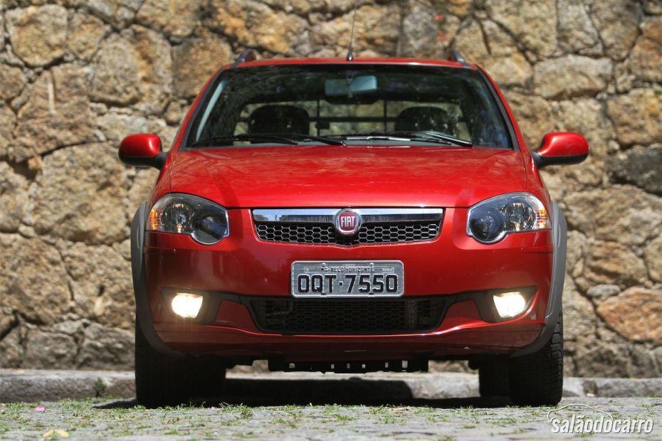 Fiat Strada Treeking CD 1.6 - Foto 1