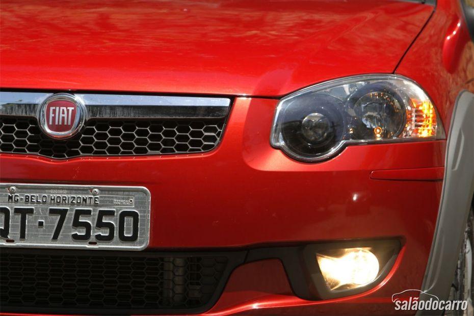 Fiat Strada Treeking CD 1.6 - Foto 5