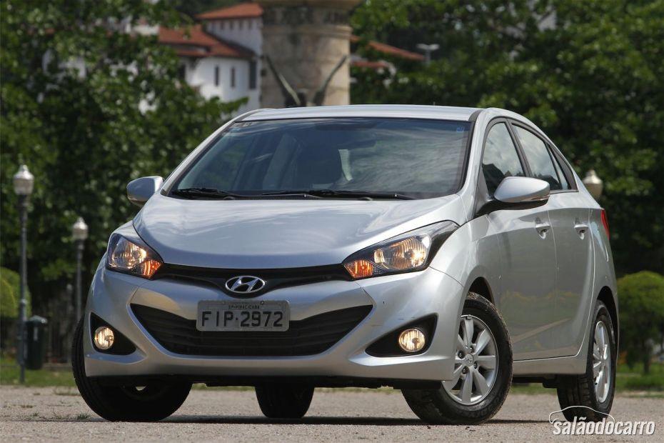Hyundai HB20S - Foto 1