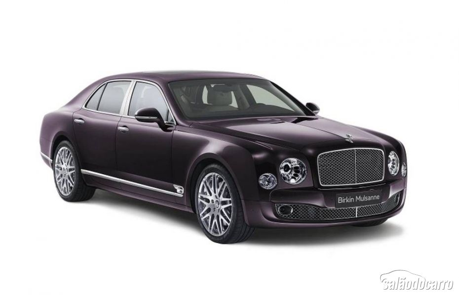 Bentley Mulsanne Birkin