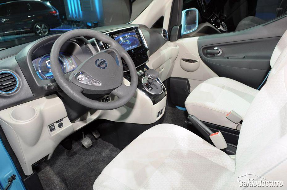 Nissan e-NV200 Elétrico