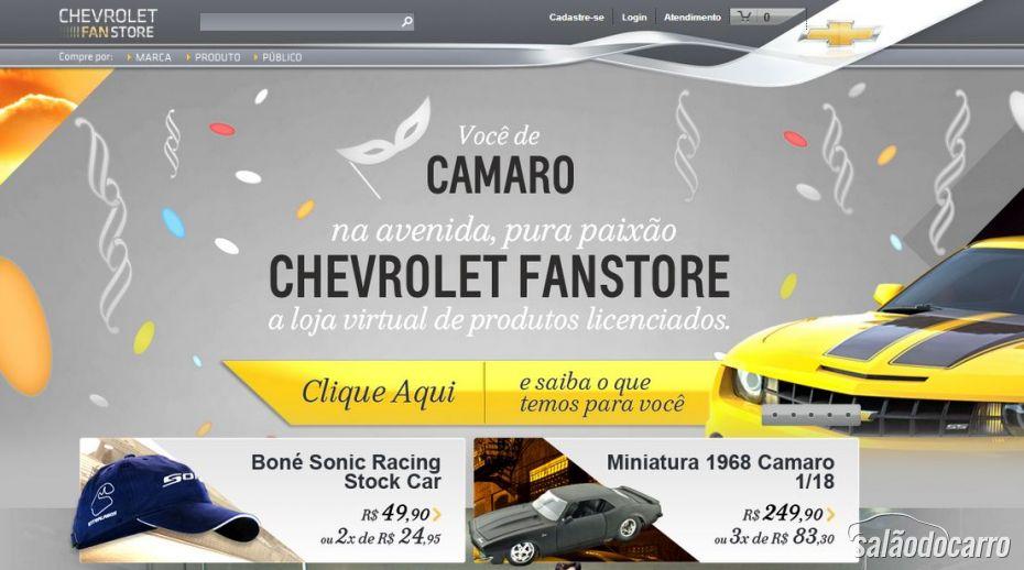 Chevrolet Fan Store