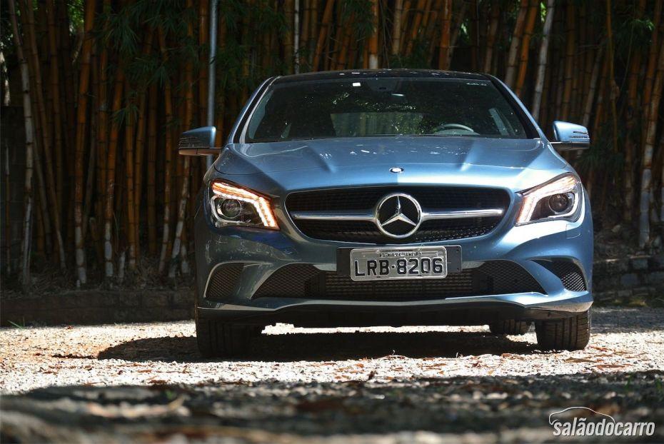 Mercedes-Benz CLA200 - Foto 1