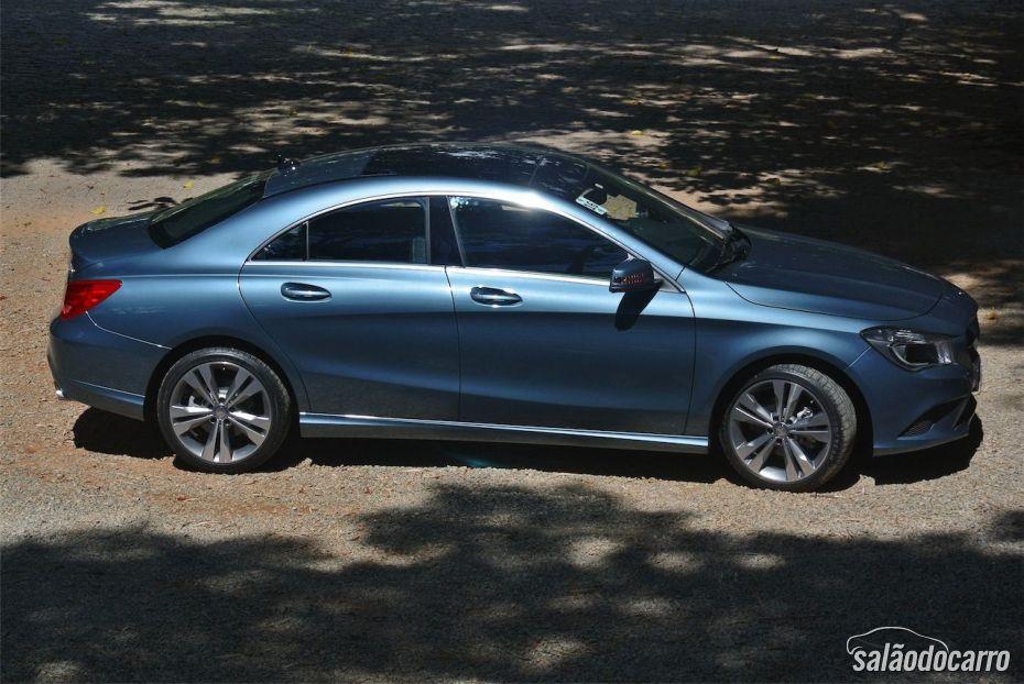 Mercedes-Benz CLA200 - Foto 3