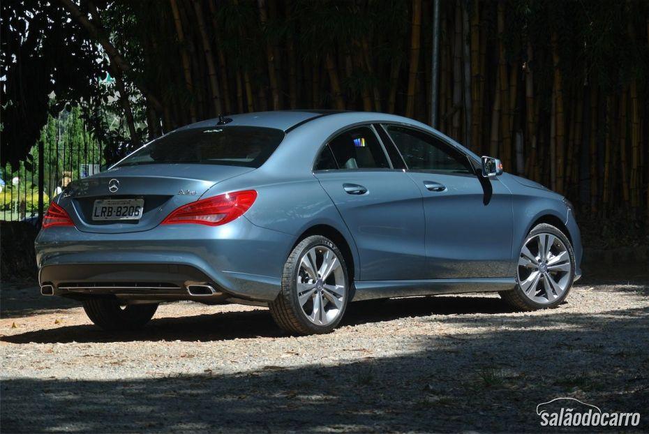 Mercedes-Benz CLA200 - Foto 4