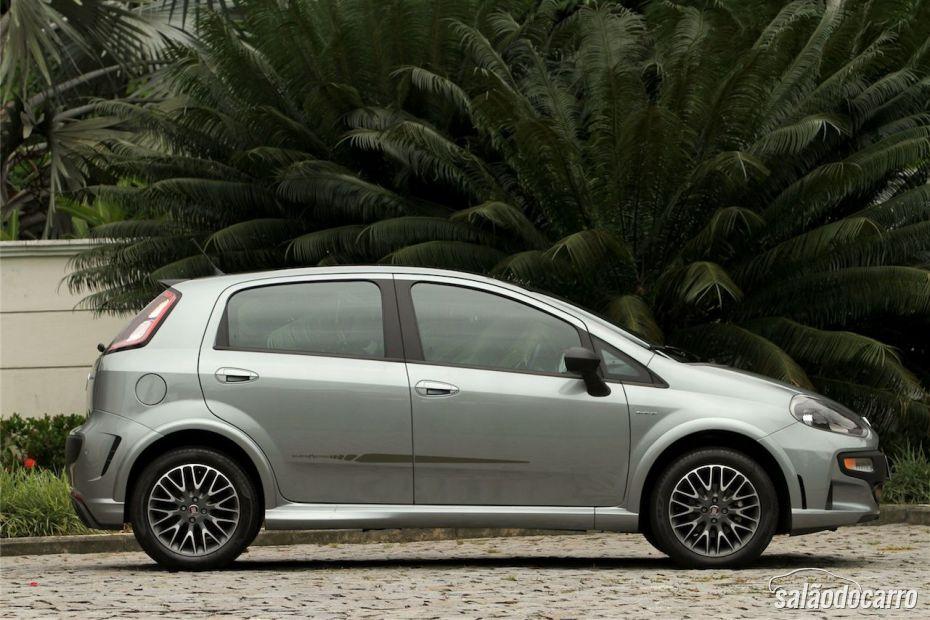 Fiat Punto Blackmotion - Foto 2