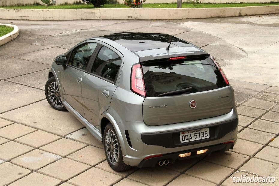 Fiat Punto Blackmotion - Foto 3