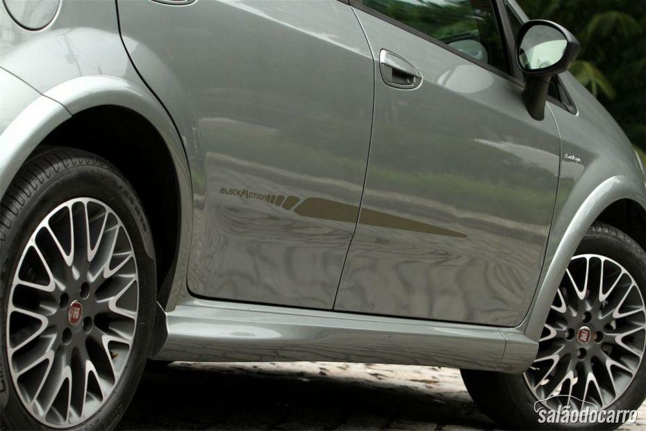Fiat Punto Blackmotion - Foto 4